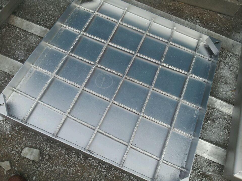 304不锈钢双层井盖,不锈钢下沉式井盖,宜宾不锈钢井盖图片