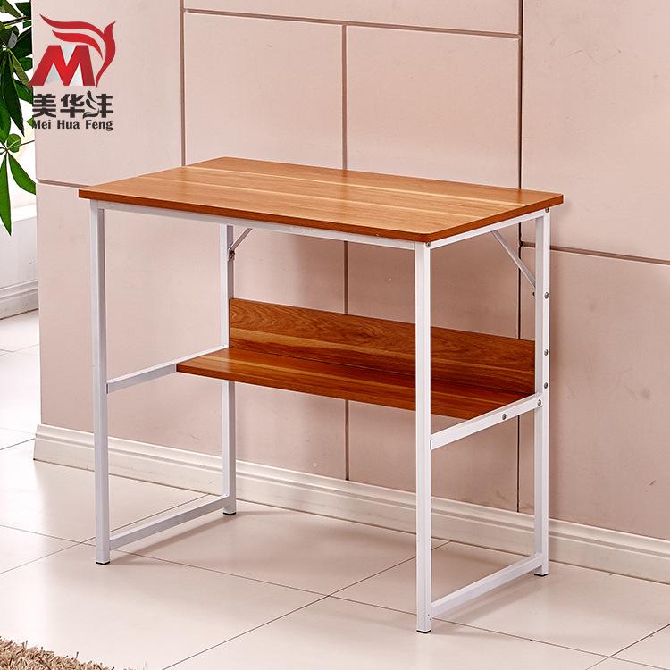 厂家直销家用台式电脑桌书桌 简易办公桌 电脑台子图片