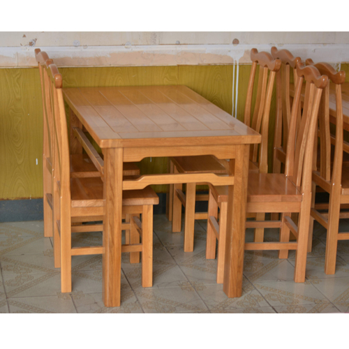 王家实木家具 进口秋木桌椅 实木家俱定做  实木家具供应