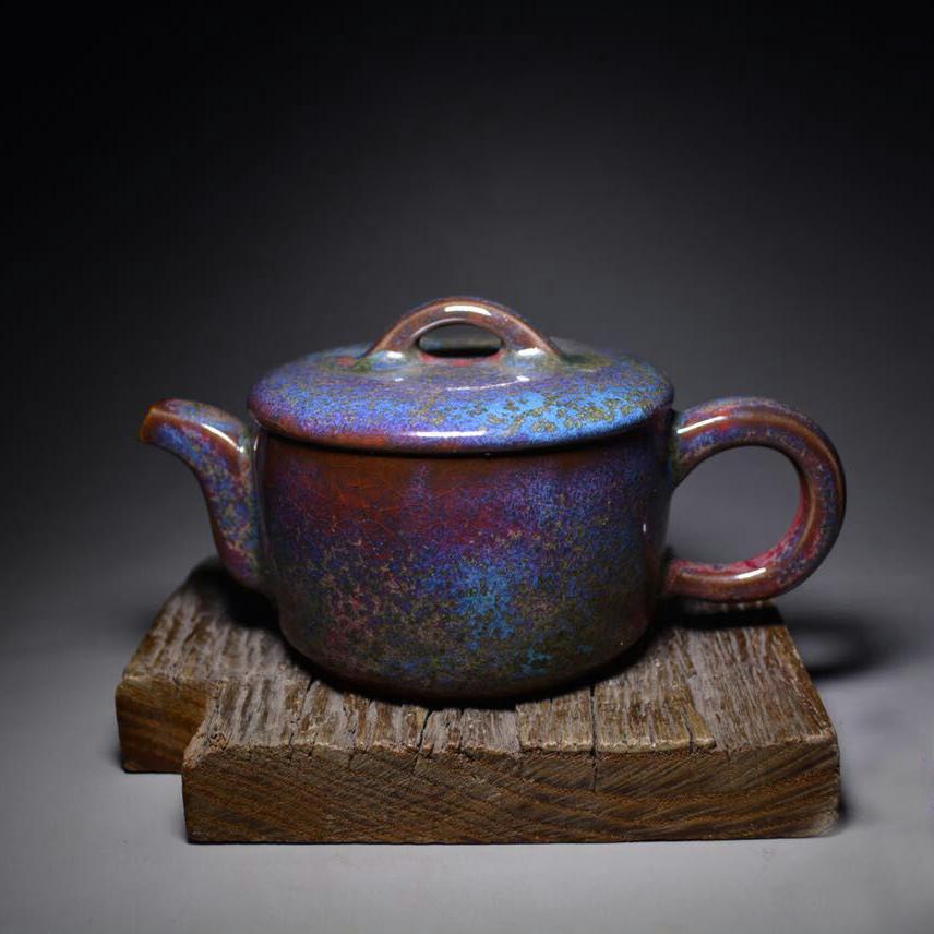 红远钧窑 精美钧瓷茶具