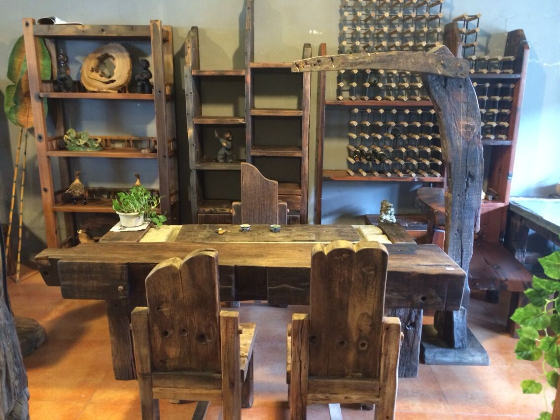 船木电视柜船木餐桌船木地柜船木厂家船木制造商中山最好的