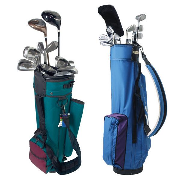 供应高尔夫球袋 真皮高尔夫球包 奔驰高尔夫球包 宝马球包