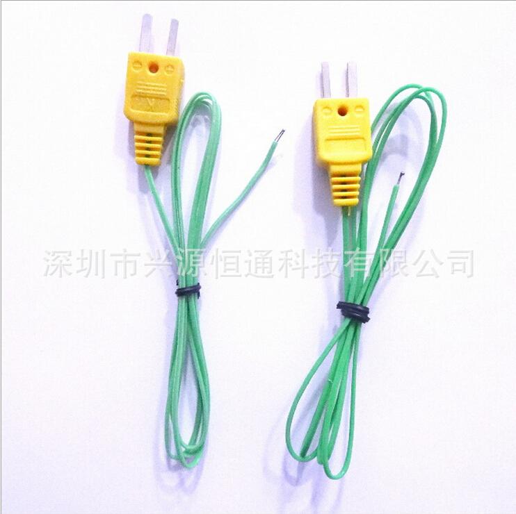 台湾泰仕TP-K01热电偶线 K型温度表探头