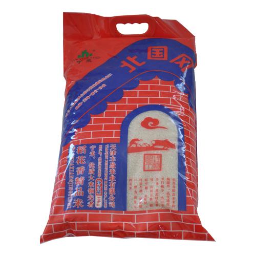 天津市丰盈米业  宁禾牌北国风稻花香精品米10KG   口感饱满 唇齿留香