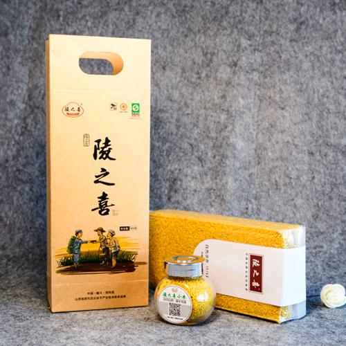 陵川有机小米供应 1斤