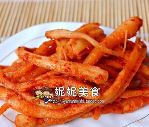 延边朝鲜族泡菜咸菜