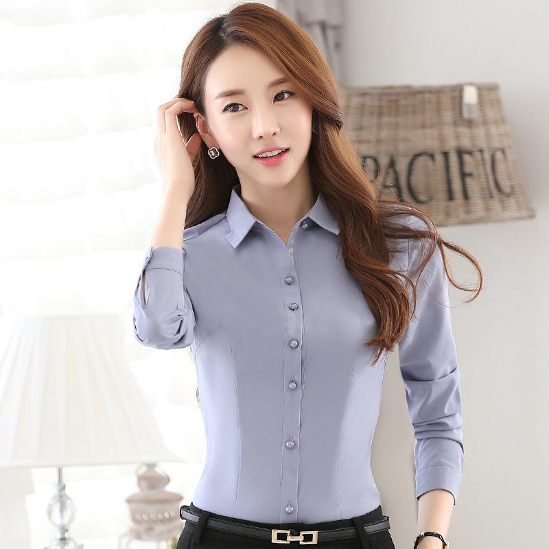 加厚女衬衫长袖