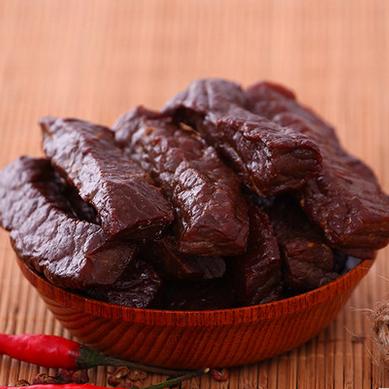 纯天然牛肉干  来自草原上最原始的味道