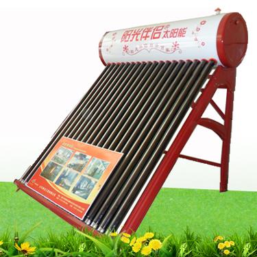 批发不锈钢水箱三高紫金管家用太阳能热水器