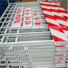 鋅鋼基坑護欄 工地鋅鋼護欄批發定制 河南鄭州基坑工地臨邊防護