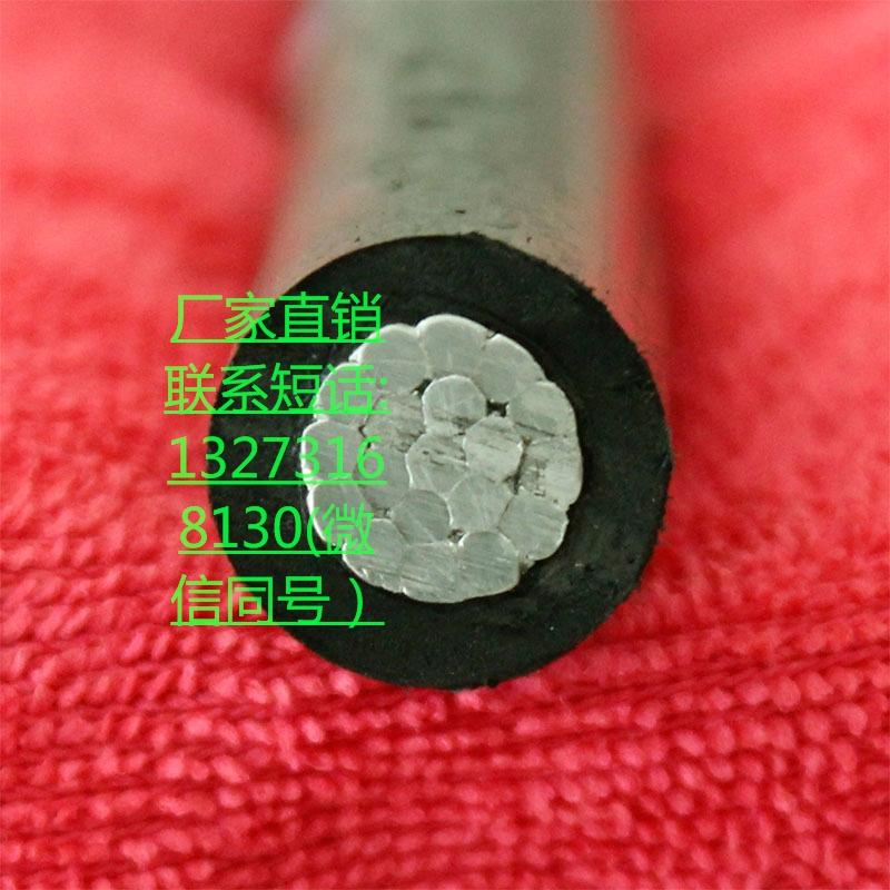 广西北海市厂家批发JKLYJ-70高压铝芯绝缘导线户外架空电缆国标