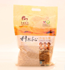 谷道粮原 沙地杂粮 有机糙米 大米