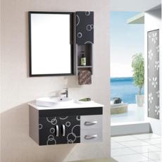 供应 304不锈钢浴室柜组合柜洗脸盆洗手盆卫浴柜