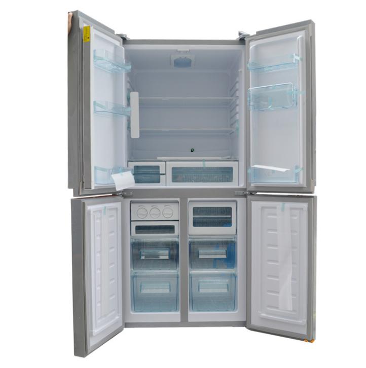 供应上海三星对开门四门电冰箱 钢化玻璃门环保节能冰箱