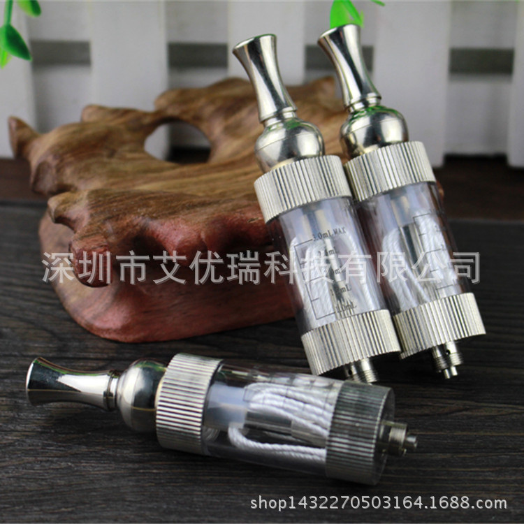艾优瑞热卖电子烟IC30雾化器 双发热丝大烟雾Ic30雾化器厂家批发