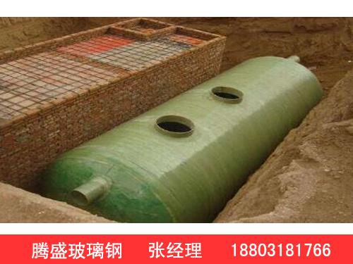 想买质量良好的农改厕化粪池,就来腾盛玻璃钢|定制农改厕化粪池