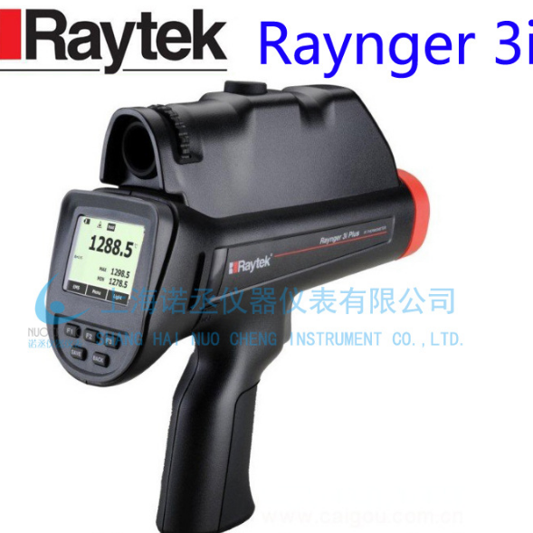 雷泰raytek Raynger 3i Plus 3I2ML3 高温红外测温仪 替代3i1ml3