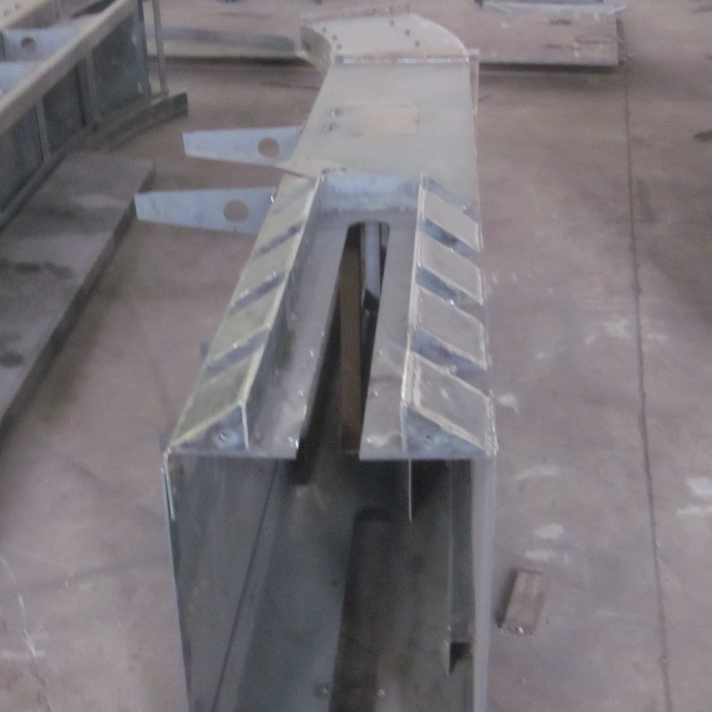 供应链板式排屑机