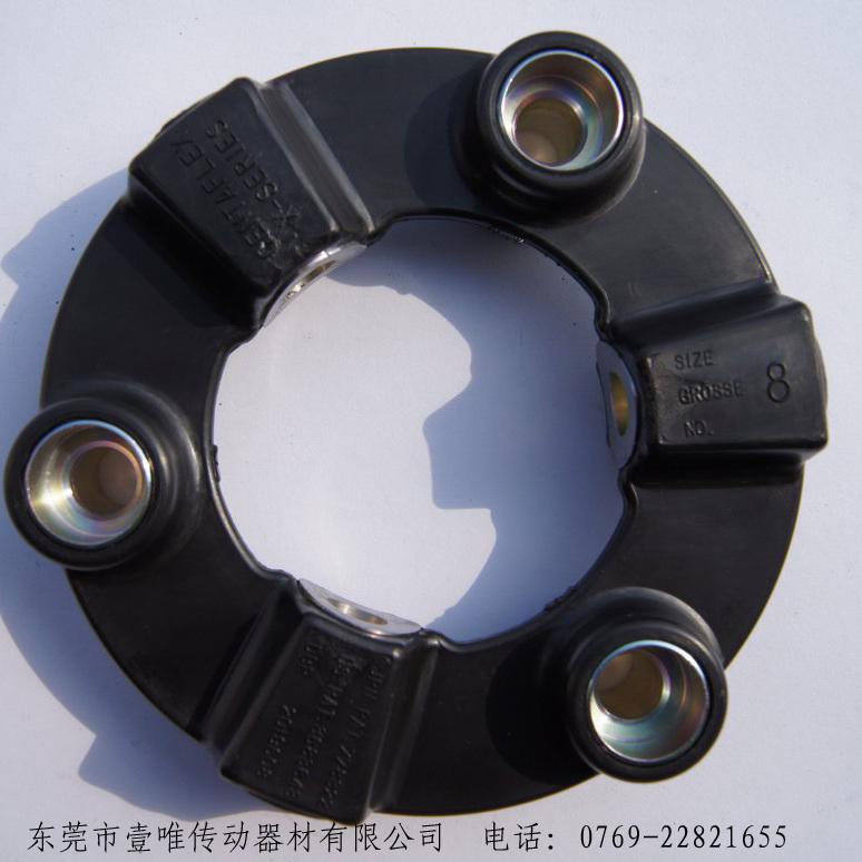日本三木联轴器德国CENTA橡胶联轴器CF-X-008-00现货供应