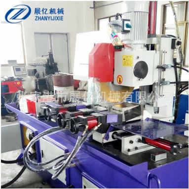 厂家供应350CNC切管机 高精度不锈钢管全自动切管机方圆管切管机