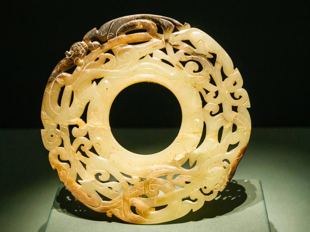 由古至今传承的雕玉文化