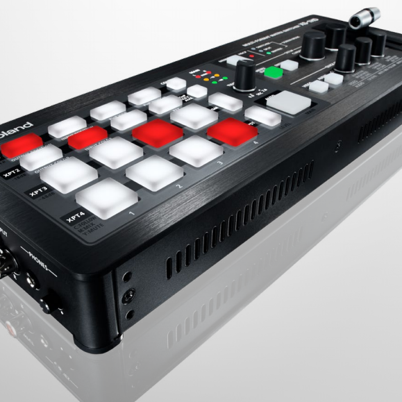 ROLAND 罗兰 XS-1HD 多通道高清切换台导播台特技台视频切换台