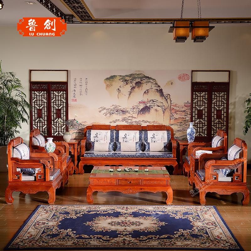 东阳红木家具沙发厂家批发红木图片品牌