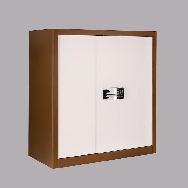 加厚指纹保密柜财务档案柜资料储物柜矮柜保险柜电子密码锁文件柜