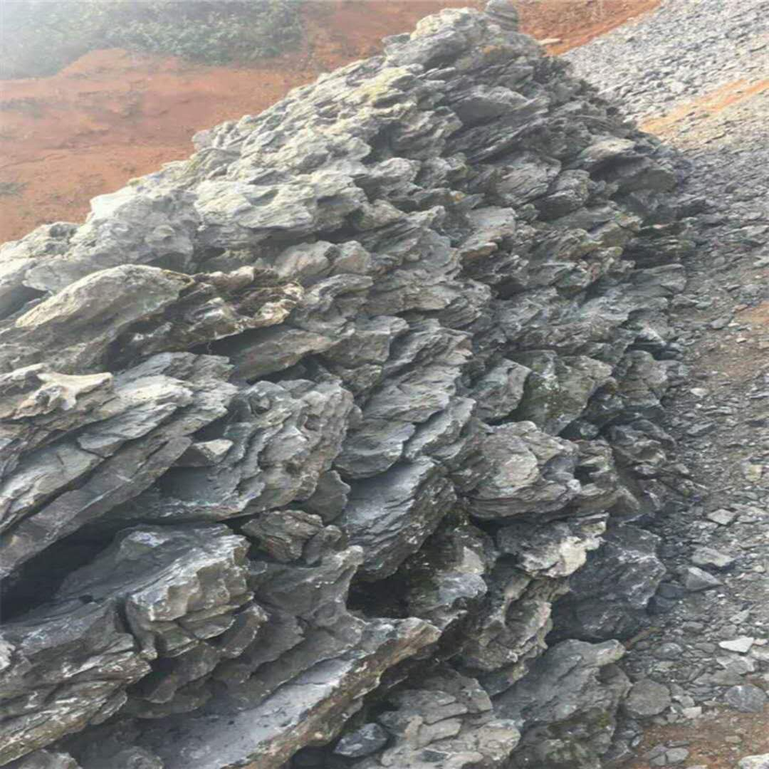 中国英石之乡 广东英德英石批发 英石假山制作