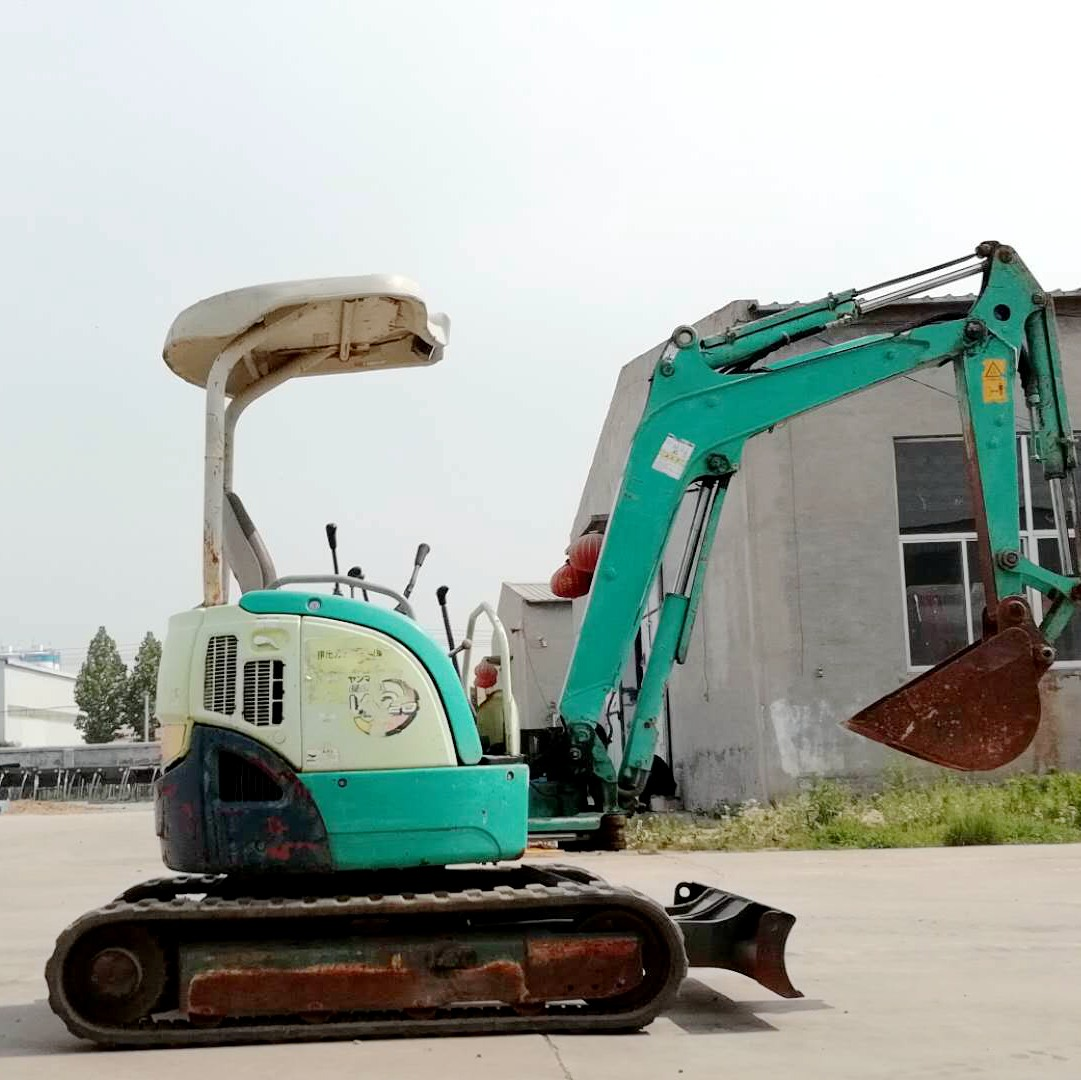 二手洋马vio20-3挖掘机 广州二手挖掘机市场价格表