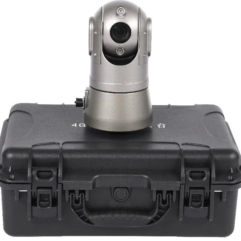 增强型无线4G高清布控云台摄像机NK-IP302BOXEN-4G