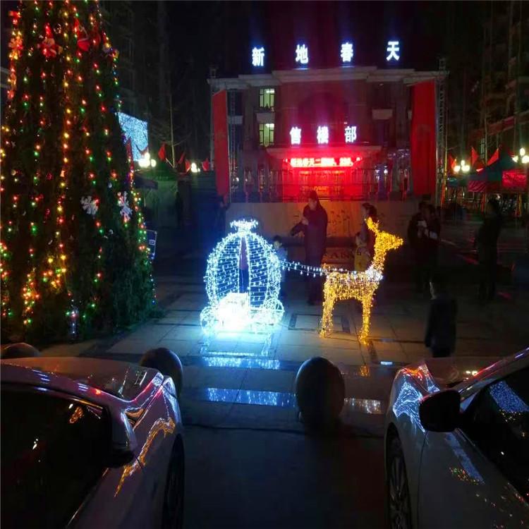 辽宁灯光节出租 整套动感加梦幻主题的灯光秀