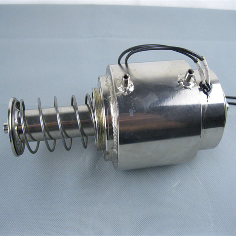 厂家供应大型圆管推拉式电磁铁 型号TU80120