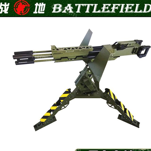 青少年国防教育儿童游戏玩具模型影视道具拍摄展览器材游乐气炮枪