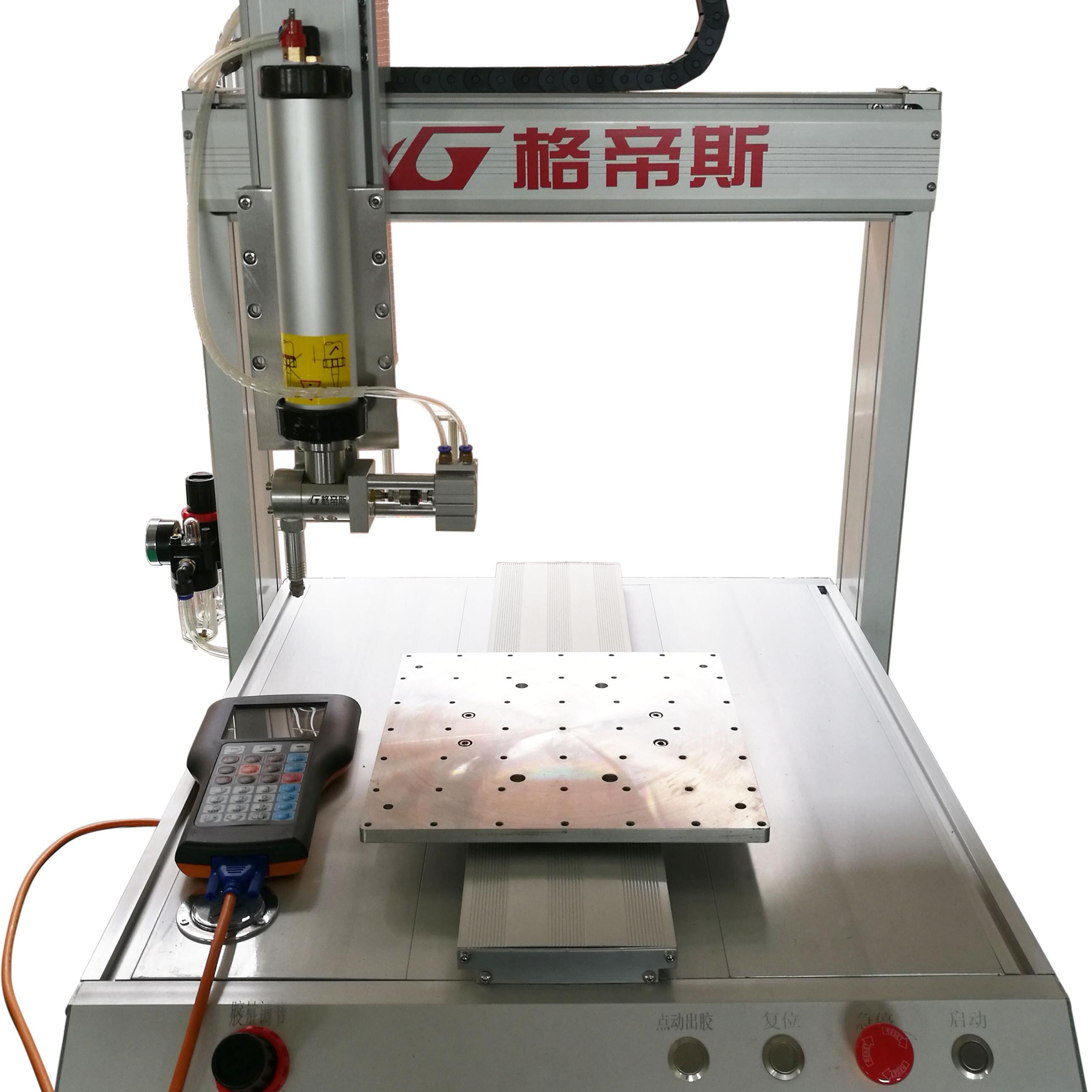 TD-400LED防潮灯自动点胶机厂家直销防潮灯专业点胶机