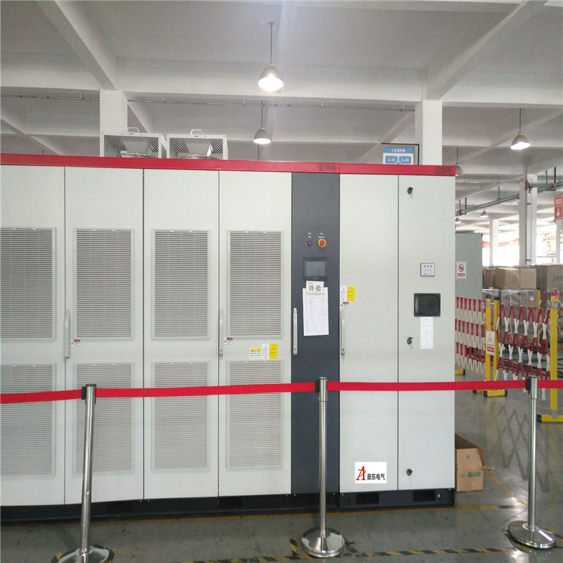 奥东电气AD-BPF高压变频调速器在循环水泵节能设备中的应用