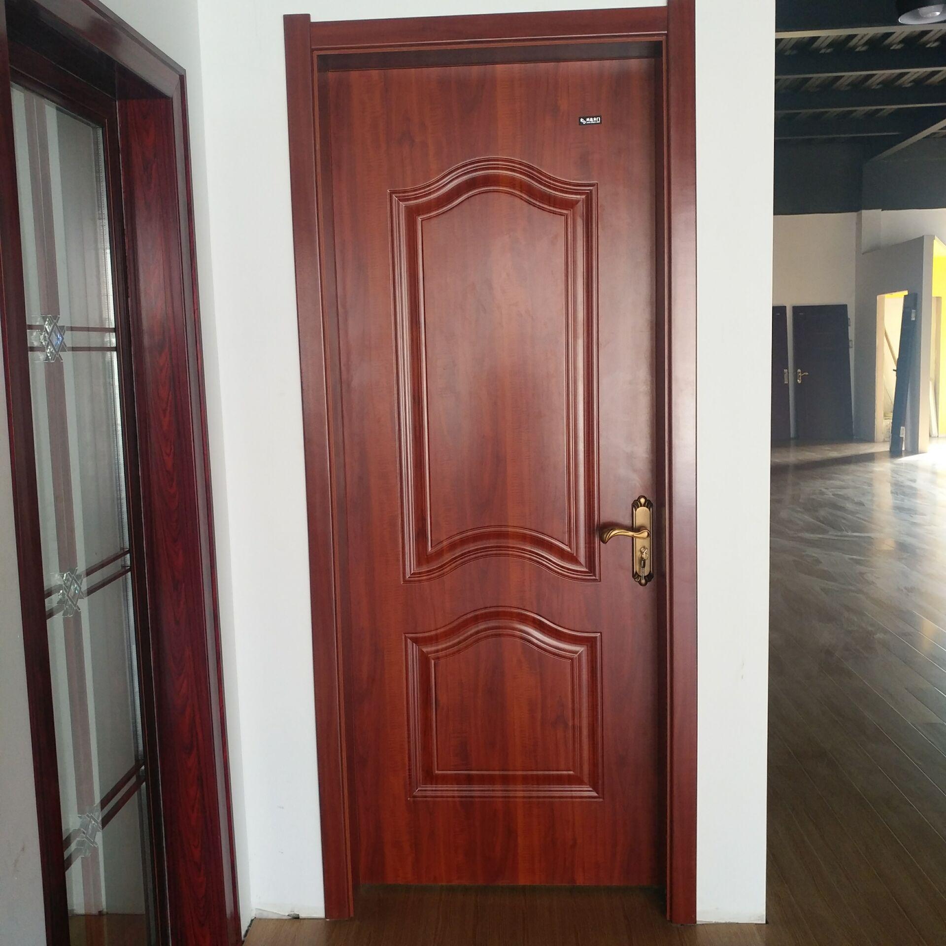 套装门 实木烤漆门 实木复合强化门
